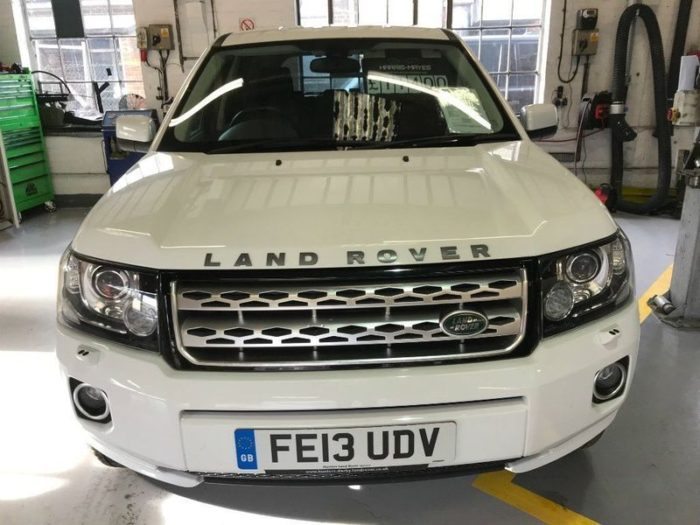 Land Rover Freelander 2 (2013) - SOLD