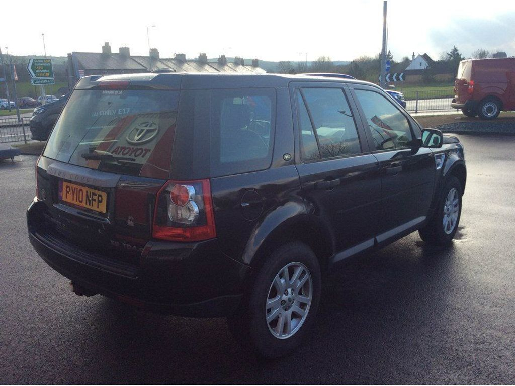 Land Rover Freelander 2 (2010) - SOLD