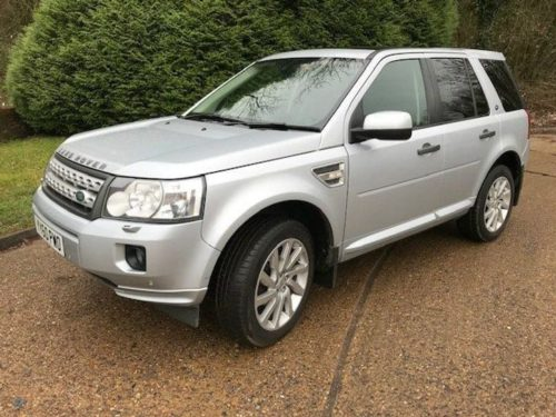 Land Rover Freelander 2 (2013) - SOLD - Harris-Mayes Country